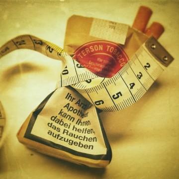 Exraucher haben oft Probleme, ihr Gewicht zu halten. Daran können Darmbakterien schuld sein